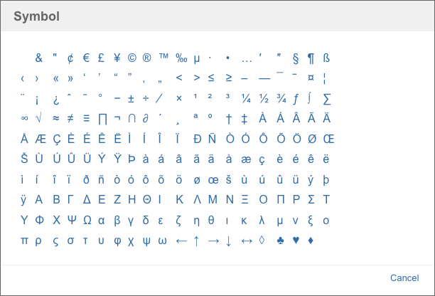 Special Characters And Text Effects User Guides And Faqs